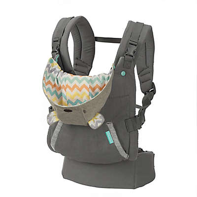 Infantino® Cuddle Up™ Ergonomic Hoodie Carrier
