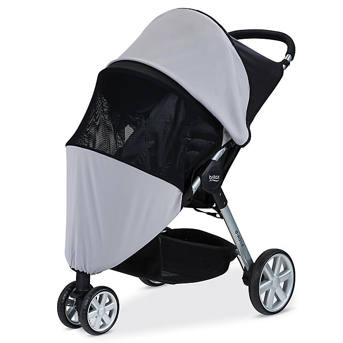 Alternate image 1 for Britax B-Agile/B-Free/ Pathway Sun and Bug Cover