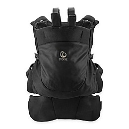 Stokke® MyCarrier™ Front Baby Carrier in Black Mesh