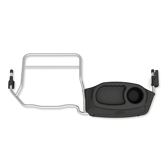 Alternate image 1 for Britax® Bob® Duallie/Peg Perego® Infant Car Seat Adapter