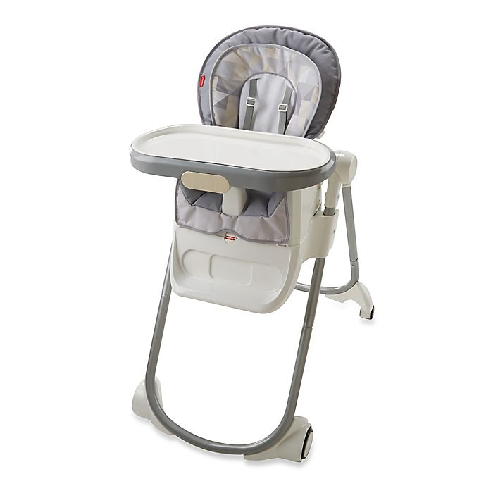 Alternate image 1 for Fisher-Price® 4-in-1 Total Clean High Chair in Twilight Twinkle