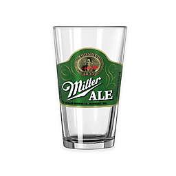 Boelter Brands Miller Ale Retro Pint Glass