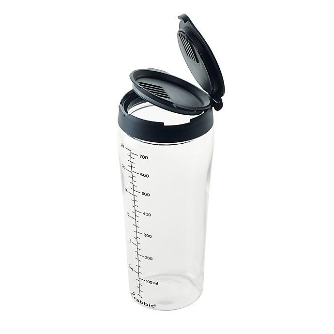 Alternate image 1 for rabbit® Glass Cocktail Shaker