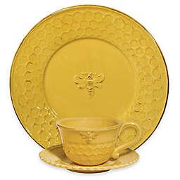 Boston International Honeycomb Serveware Collection