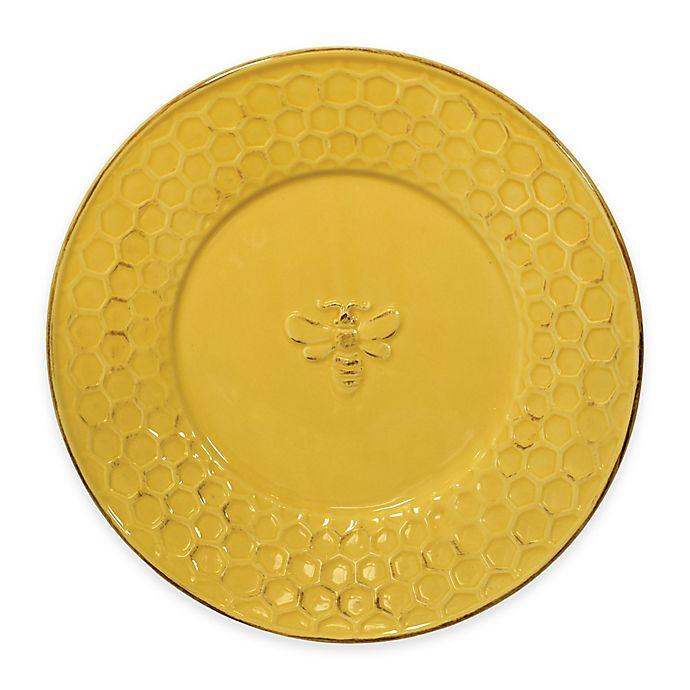 Alternate image 1 for Boston International Honeycomb Salad Plate