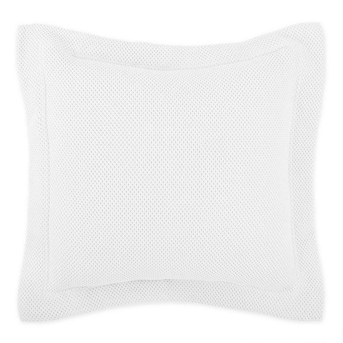 Alternate image 1 for Frette At Home Porfido European Pillow Sham