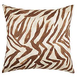 Frette At Home Safari European Pillow Sham in Caramel