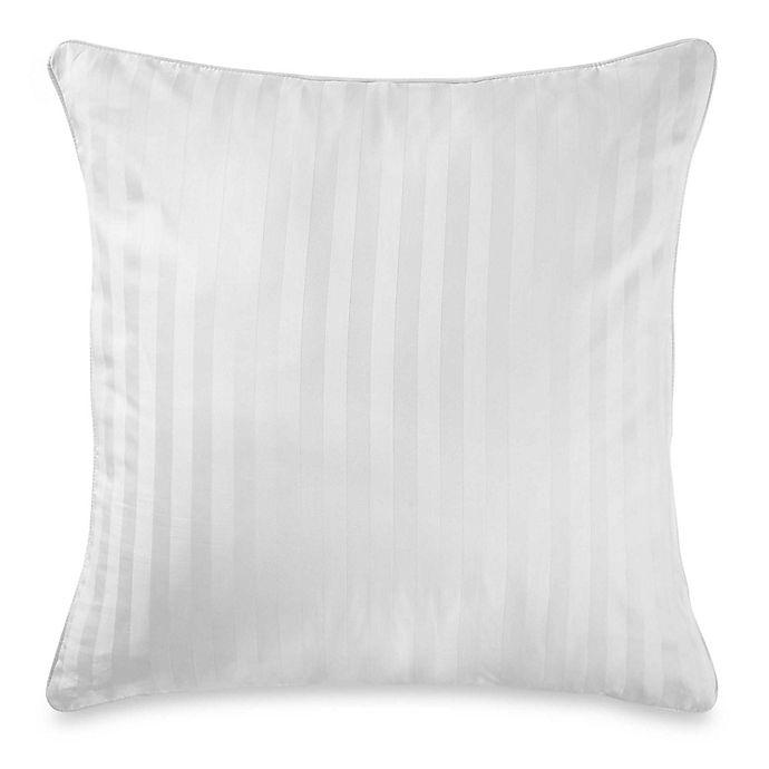 Alternate image 1 for Wamsutta® 500-Thread-Count PimaCott® Damask European Pillow Sham
