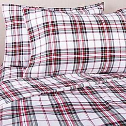 Bee & Willow™ Home Tartan Flannel Pillowcase
