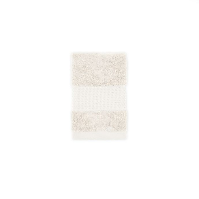 Alternate image 1 for Therapedic® Solid Washcloth