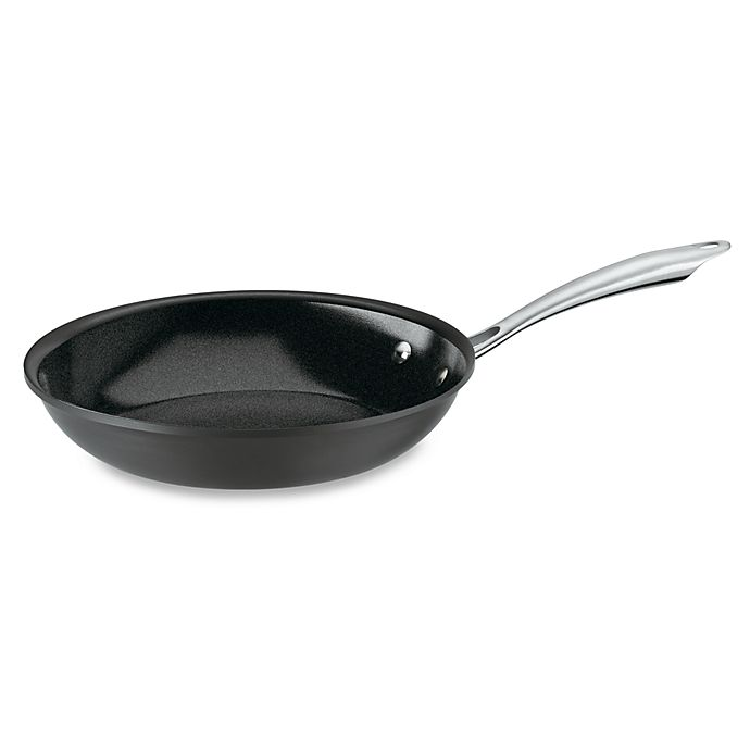 Alternate image 1 for Cuisinart® GreenGourmet™ Non-Stick Hard Anodized 10-Inch Skillet