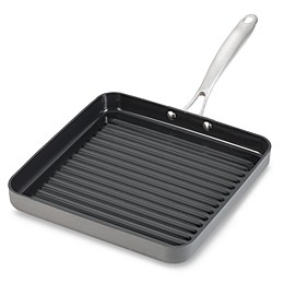 Cuisinart® Nonstick Hard Anodized Green Gourmet 11-Inch Grill