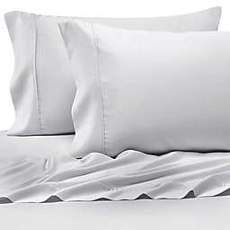 Pure Beech® 400-Thread-Count Modal® Sateen Sheet Set in White