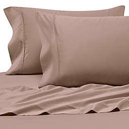 Pure Beech® 100% Modal® Sateen California King Sheet Set in Taupe