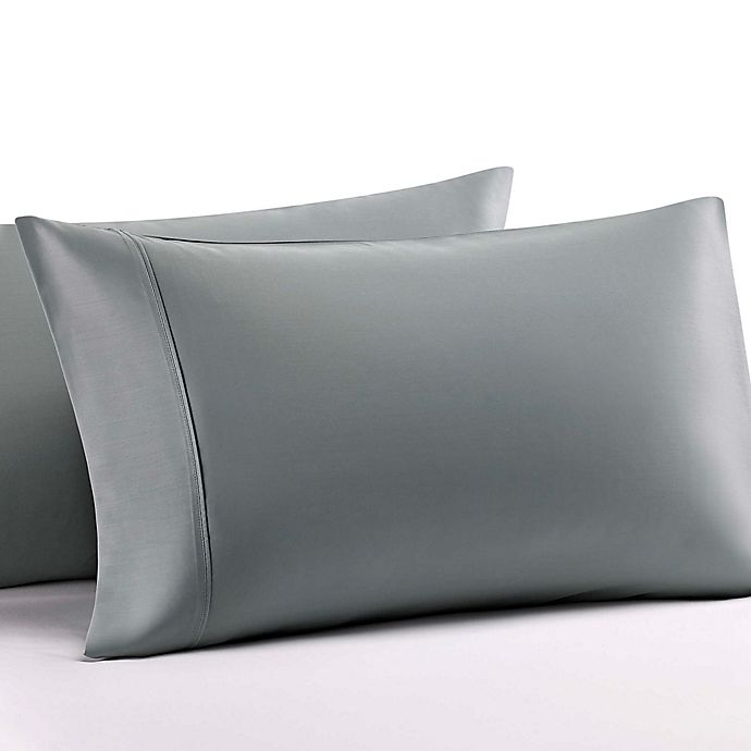 Alternate image 1 for Pure Beech® 100% Modal® Sateen 400-Thread-Count Pillowcases (Set of 2)