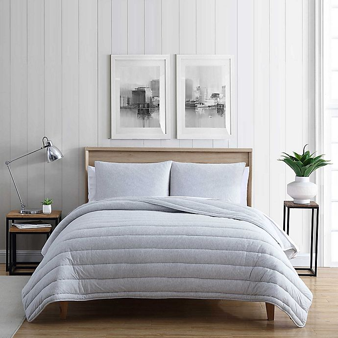 Alternate image 1 for Pure Beech® Jersey Knit Modal Comforter Set