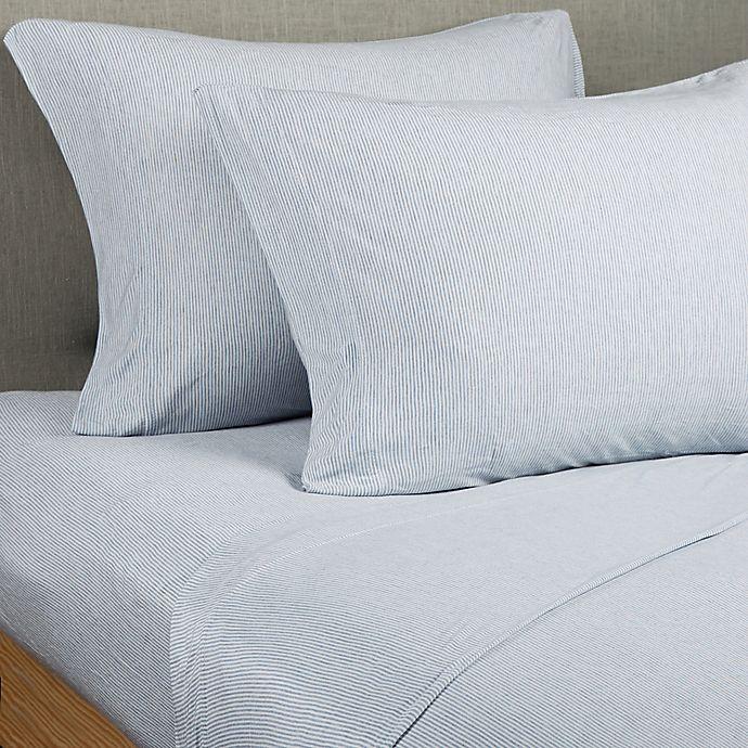 Alternate image 1 for Pure Beech® Jersey Knit Modal Twin XL Sheet Set in Blue