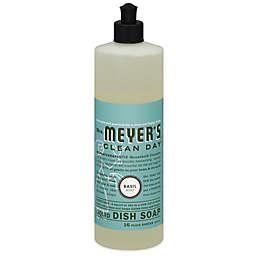 Mrs. Meyer's® Clean Day 16 oz. Basil Liquid Dish Soap