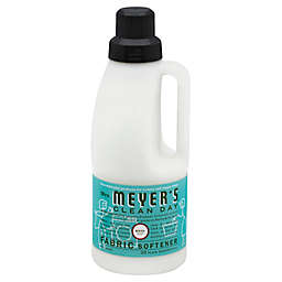 Mrs. Meyer's® 32 oz. Clean Day Fabric Softener in Basil