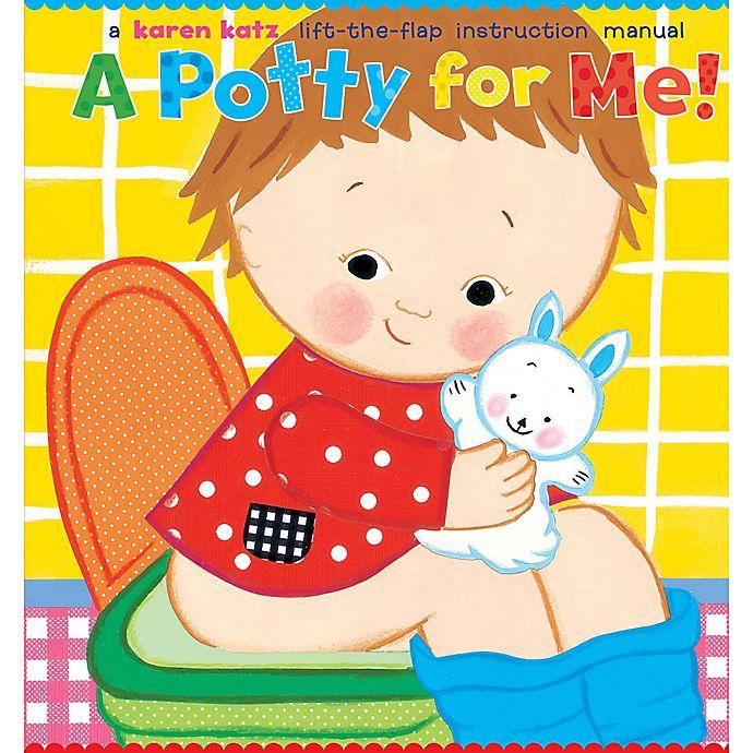 Alternate image 1 for A Potty For Me by Karen Katz