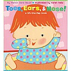 Toes, Ears & Nose Flap Book by Karen Katz