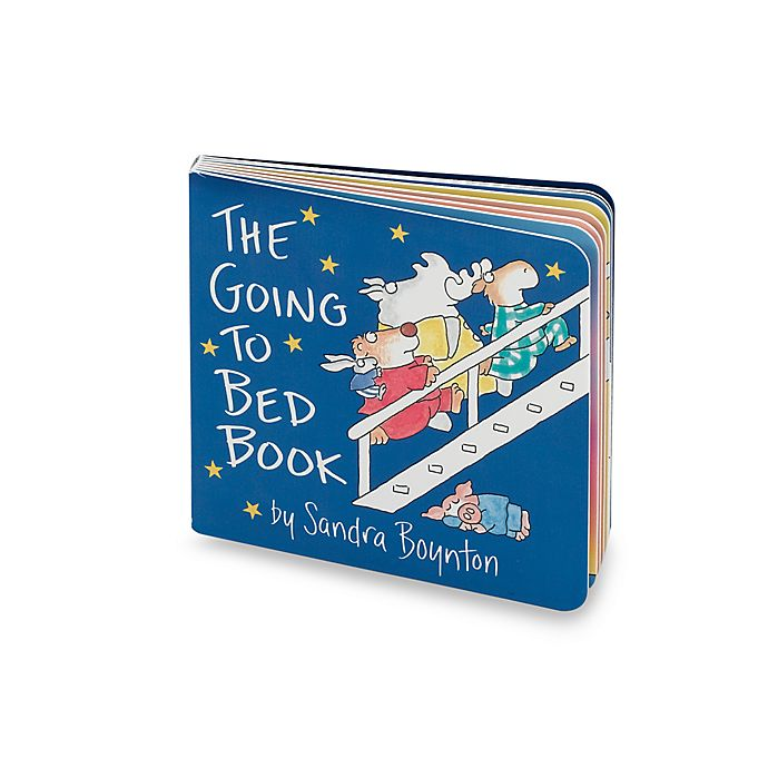 Alternate image 1 for Going to Bed Book