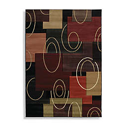 Cha Cha Onyx 7-Foot 10-Inch X 10-Foot 6-Inch Oversize Area Rug