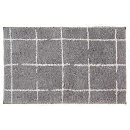 "SALT™ 20"" x 32"" Bath Rug in Alloy"