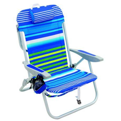 Rio 5 Position Backpack Beach Chair Bed Bath Beyond