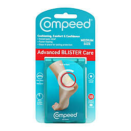 Compeed® 10-Count Adavanced Blister Care Medium Size Blister Cushions
