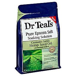 Dr. Teal's® 48 oz. Hemp Seed Oil Pure Epsom Salt Soaking Solution