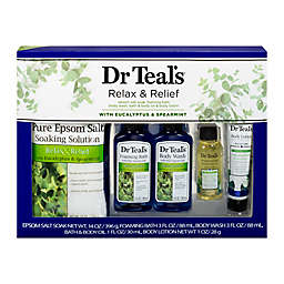 Dr Teal's® Relax & Relief Eucalyptus Assorted Spa Gift Set