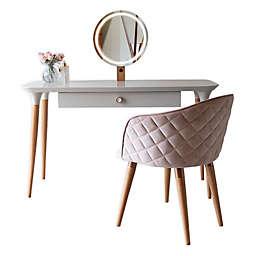Manhattan Comfort© HomeDock 2-Piece Kari Vanity Set