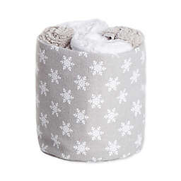 Winter Wonderland Ice Crystals Wash Towels (Set of 4)