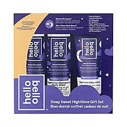 Hello Bello Sleep Sweet Nighttime Gift Set in Purple
