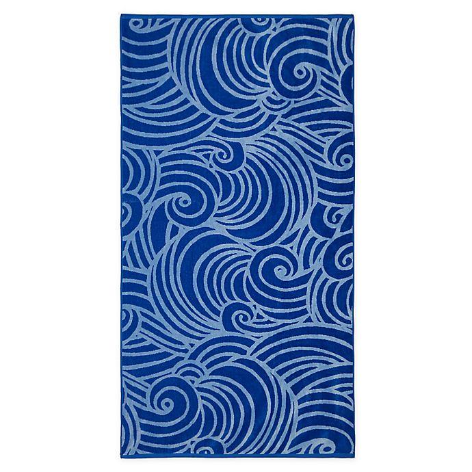Alternate image 1 for Destination Summer Malibu Beach Towel