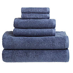Clean Start 6-Piece Solid Towel Set