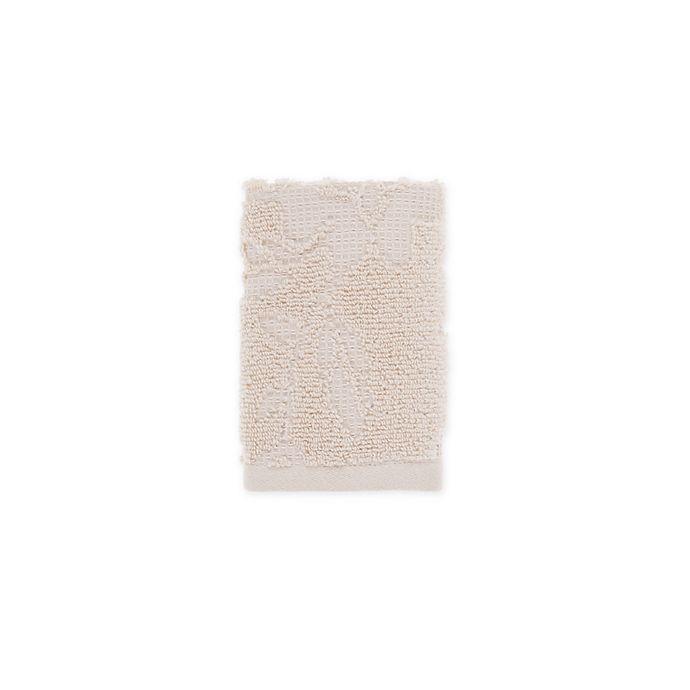 Alternate image 1 for Bee & Willow™ Cedar Washcloth in Khaki