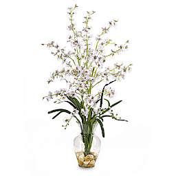 Nearly Natural 31-Inch Dancing Lady Liquid Illusion Silk Flower Arrangement