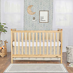 Dream On Me Springfield 3-in-1 Convertible Crib in Natural