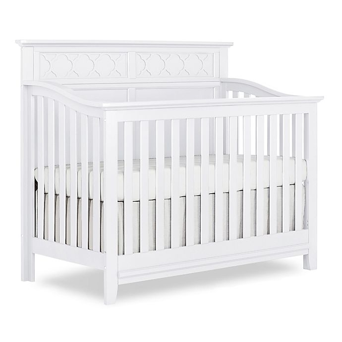 Alternate image 1 for Sweetpea Baby Fairview 4-in-1 Convertible Crib