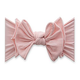 Baby Bling One Size FAB-BOW-LOUS Headband in Rose Quartz