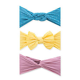 Baby Bling 3-Pack The Three Amigas Headbands
