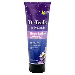 Dr Teal's® 8 oz. Sleep Body Lotion with Melatonin and Essential Oils