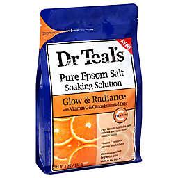 Dr. Teal's® 48 oz. Glow & Radiance Pure Epsom Salt Soaking Solution