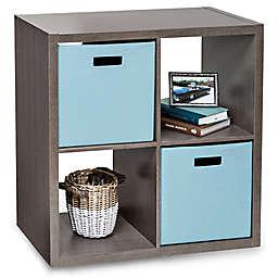 Honey-Can-Do® Premium Laminate Organizer Shelf in Teak