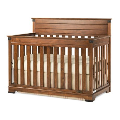Child Craft Redmond  In  Convertible Crib In Cherry