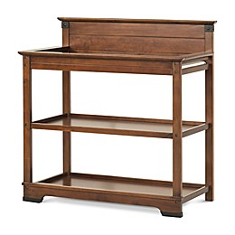 Child Craft™ Redmond Changing Table in Coach Cherry