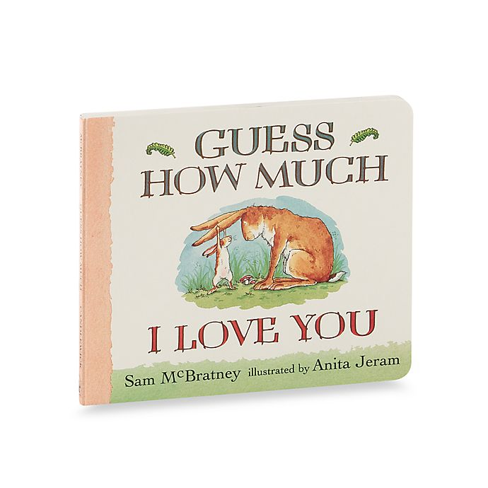 Alternate image 1 for Guess How Much I Love You Board Book by Sam McBratney