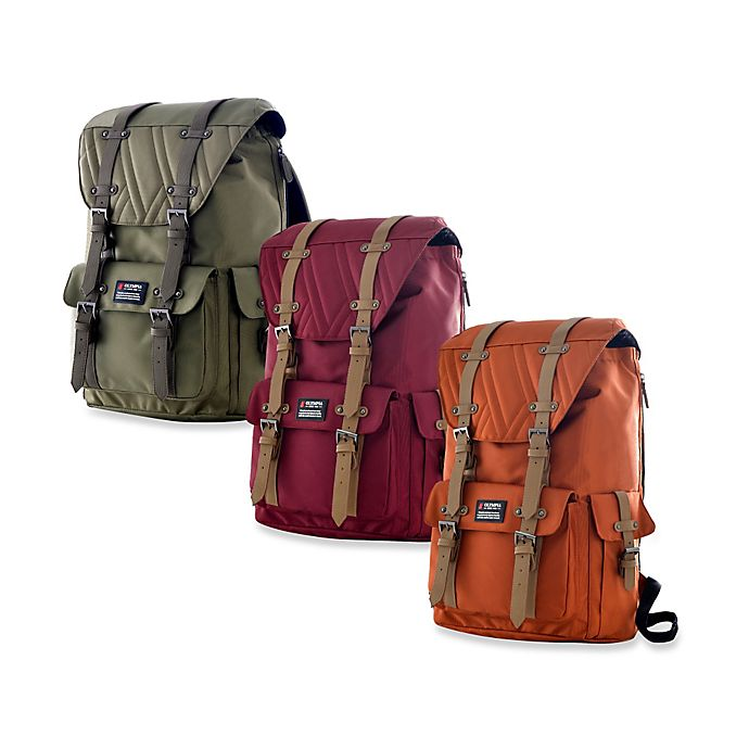 Alternate image 1 for Olympia® Hopkins 18-Inch Backpack